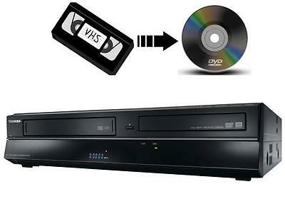 Toshiba DVR20 DVD/VCR Recorder Combi, Freeview, HDMI, DivX, USB, 1080p upscale