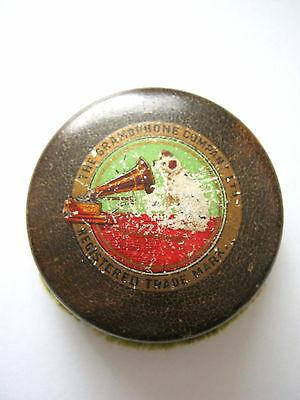 Gramophone Company Little Nipper Pre His Masters Voice Record Cleaner 1910 - 20