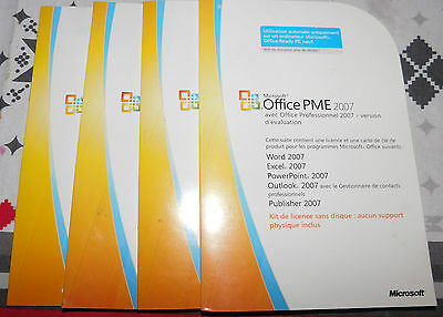 OFFICE PME 2007 (Office Professionnel 2007)