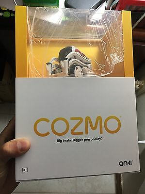 Anki Cozmo Robot Brand New! Factory Sealed! Cosmo