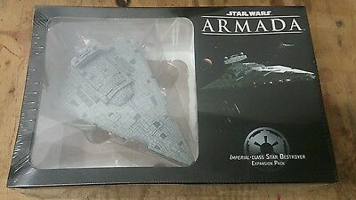 Star Wars Armada Miniatures Game Imperial Class Star Destroyer