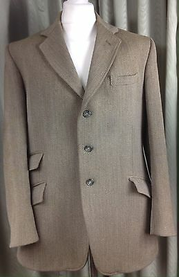 Foxley Riding Keepers Hunting Tweed Jacket Men's 43R