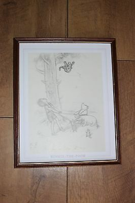 Winnie the Pooh Print 'Come on tigger it's easy'