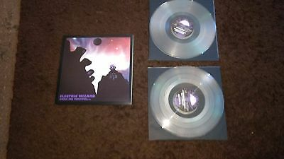 Electric Wizard: Come My Fanatics: Double LP: Ltd Crystal Clear vinyl: 100 only