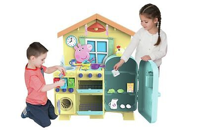 Peppa Pig Peppa's House Kitchen - Brand New Sealed