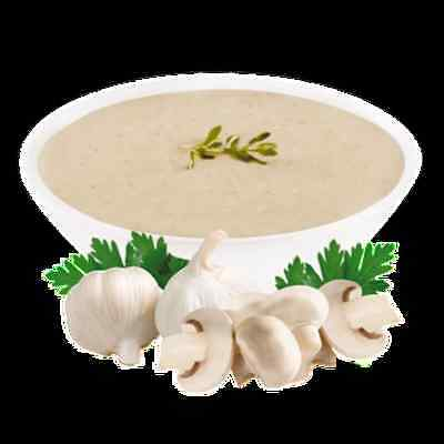 Ideal Protein Mushroom Soup