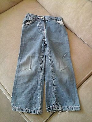 Girl's George Jeans - size 3-4 years