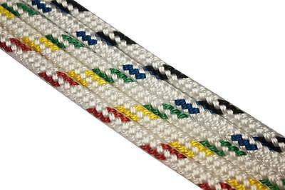 Braid on Braid Polyester Double Braid 8mm Sheets Halyards