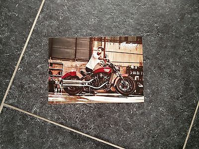 Indian scout brochure