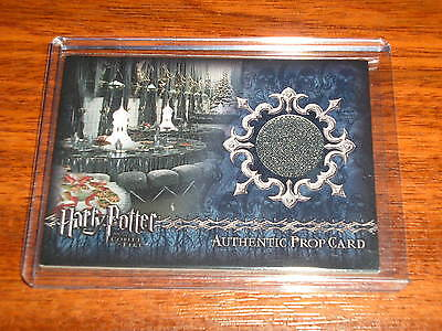 Harry Potter Prop Card - P1 Yule Ball Drapes - Goblet of Fire GOF