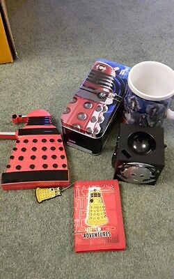 Dr who items