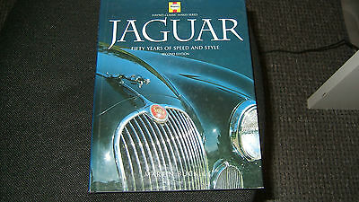 Jaguar 50 years of speed & style second edition by Martin Buckley