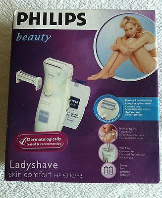 Brand NEW Philips Ladyshave HP6340 Shaver