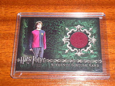 Harry Potter Costume Card C11 Harry Potter Third Task Goblet of Fire Update GOFU