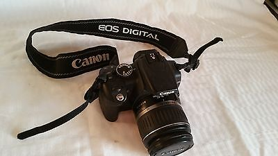 Canon EOS 350D Digital Camera and Extras
