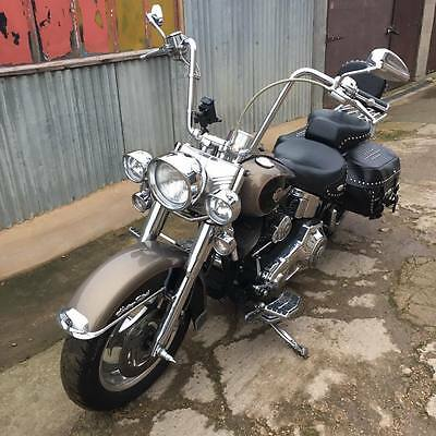 Harley Davidson Softail Heritage Classic, Loads of extras