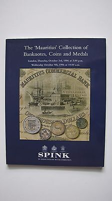 """The MAURITIUS COLLECTION"" - Spink 1996 auction sale."