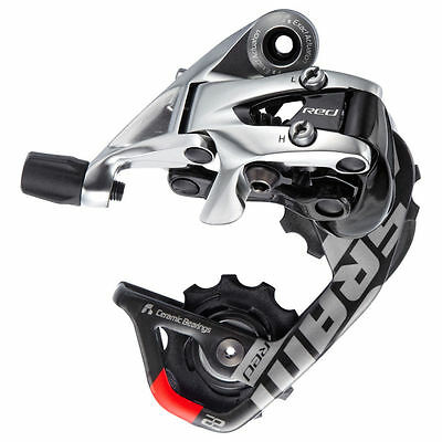 SRAM RED22 Rear Derailleur Short Cage 11-speed - Cycling Components