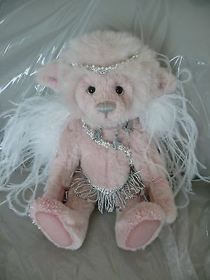 Charlie Bears ` APHRODITE ` Isabelle Collection Mohair Ltd Edition 150
