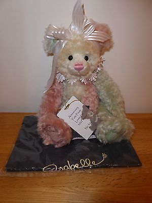 Charlie Bears ` TUTTI FRUTTI ` 10th Anniversary Mohair Ltd Edition 500