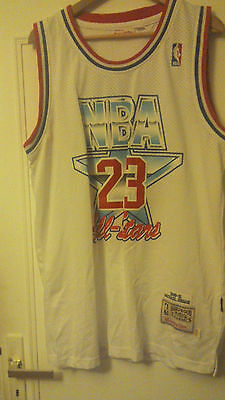 Jersey JORDAN #23 All Star Game 90/91 TAILLE L