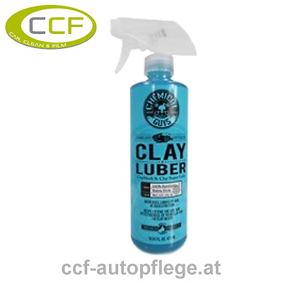 Chemical Guys - CLAY LUBER SYNTHETIC LUBRICANT & DETAILER FÜR KNETE 473ml