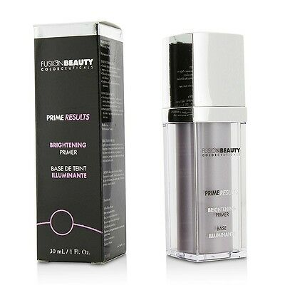 Fusion Beauty Prime Results Brightening Primer 30ml Womens  Makeup