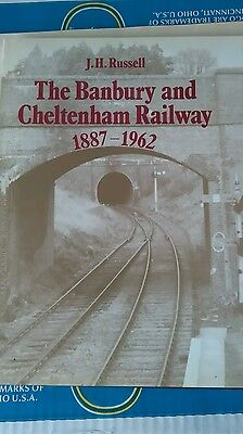 railway book the Banbury and Cheltenham railway