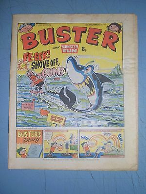 Buster issue dated November 26 1977