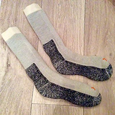 Women's Super Thick Warm Wool 4 Season walking/hiking socks 5-6&4-5
