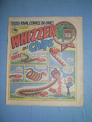 Whizzer and Chips issue dated April 3 1982