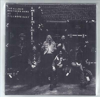 ALLMAN BROTHERS empty official Fillmore Promo box for JAPAN mini lp cd  like new