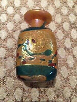 Medina Glass Malta Vase Mini
