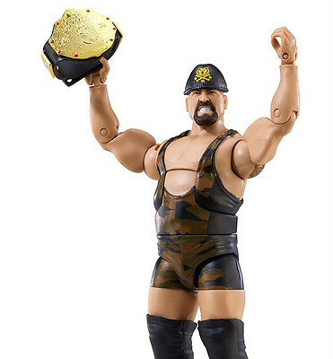 WWE Wrestling Elite Series 22 Big Show Action Figure With Hat & Belt 8 inch RARE