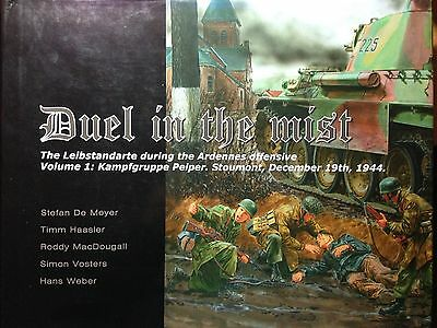 **Duel in the Mist: The Leibstandarte During the Ardennes Offensive Vol.1 Rare**