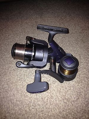 D.A.M Spinning Reel Rear Drag with Spare Spool