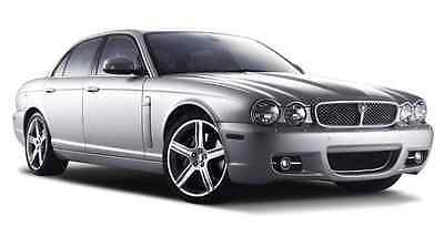 Jaguar Xj Xj6 Xj8 X350 Workshop Service Manual 2003 - 2010