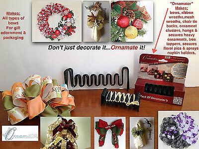 Ornamator Combo Set, Includes 10 Large and 20 Small Ornamator (30 total)