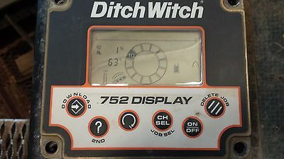 Ditch Witch Subsite Display 752