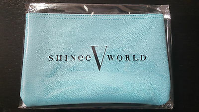 SHINee World V 5 Concert Official MD Pouch Mäppchen NEW