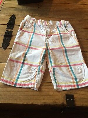 Boys Next Shorts Size 7 Years