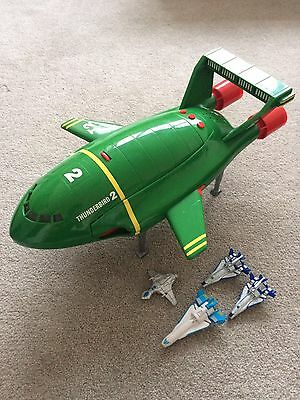 Matchbox Large Thunderbird 2 1992 And Various Others
