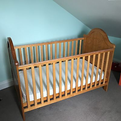 o baby O Baby OBaby Cot Bed Bear Mothercare