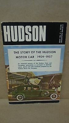 Hudson The Story Of Hudson Motor Car 1909-1957 Book No.3 Collector Series 3