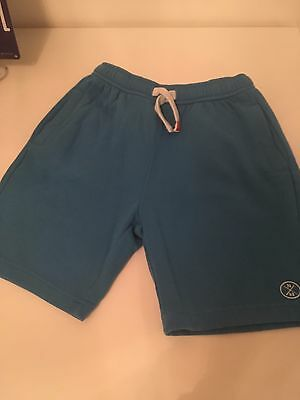 Boys Blue Shorts Next Age 9
