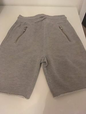 Boys Grey Shorts River Island 7/8