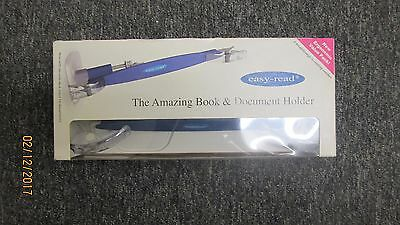 easy read book and document holder - boxed