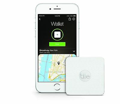 3rd gen Tile mate Tile slim bluetooth GPS tracking tracker Android Iphone