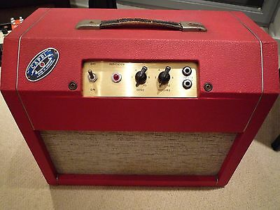 Late 60's/early 70's Marshall Capri Guitar Amplifier. RARE.