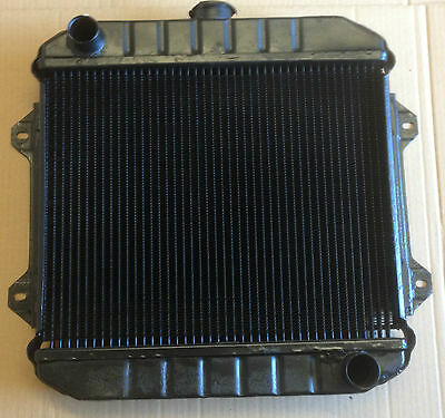 Ford  Anglia recored 3 Row Core radiator Includes Surcharge £40